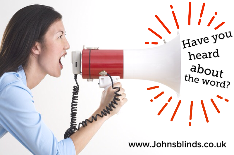 Have You Heard About The Word Johns Blinds