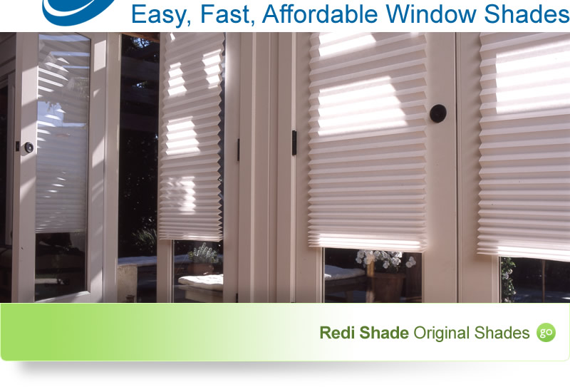 Redi Shade Instant Blinds Available From John S Blinds