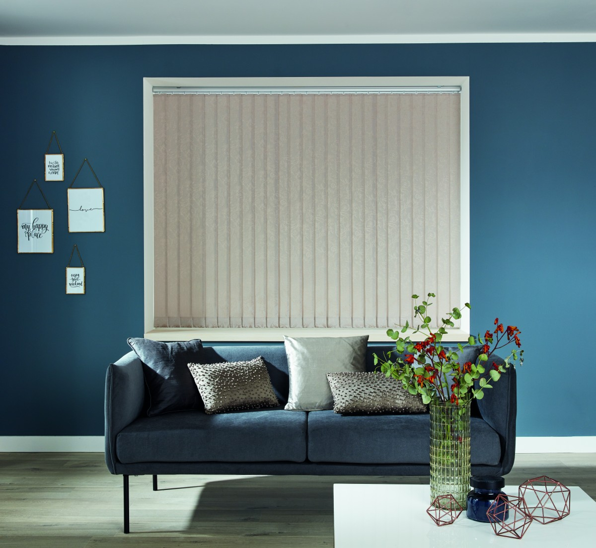 Made To Measure Vertical Louver Blinds By John S Blinds